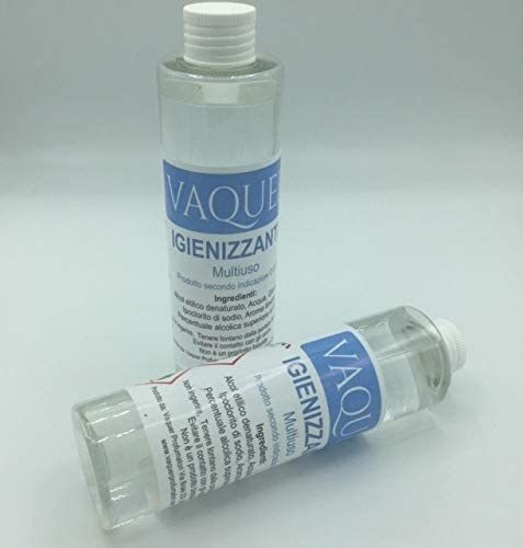 Gel Igienizzante Vaguer 250 ml