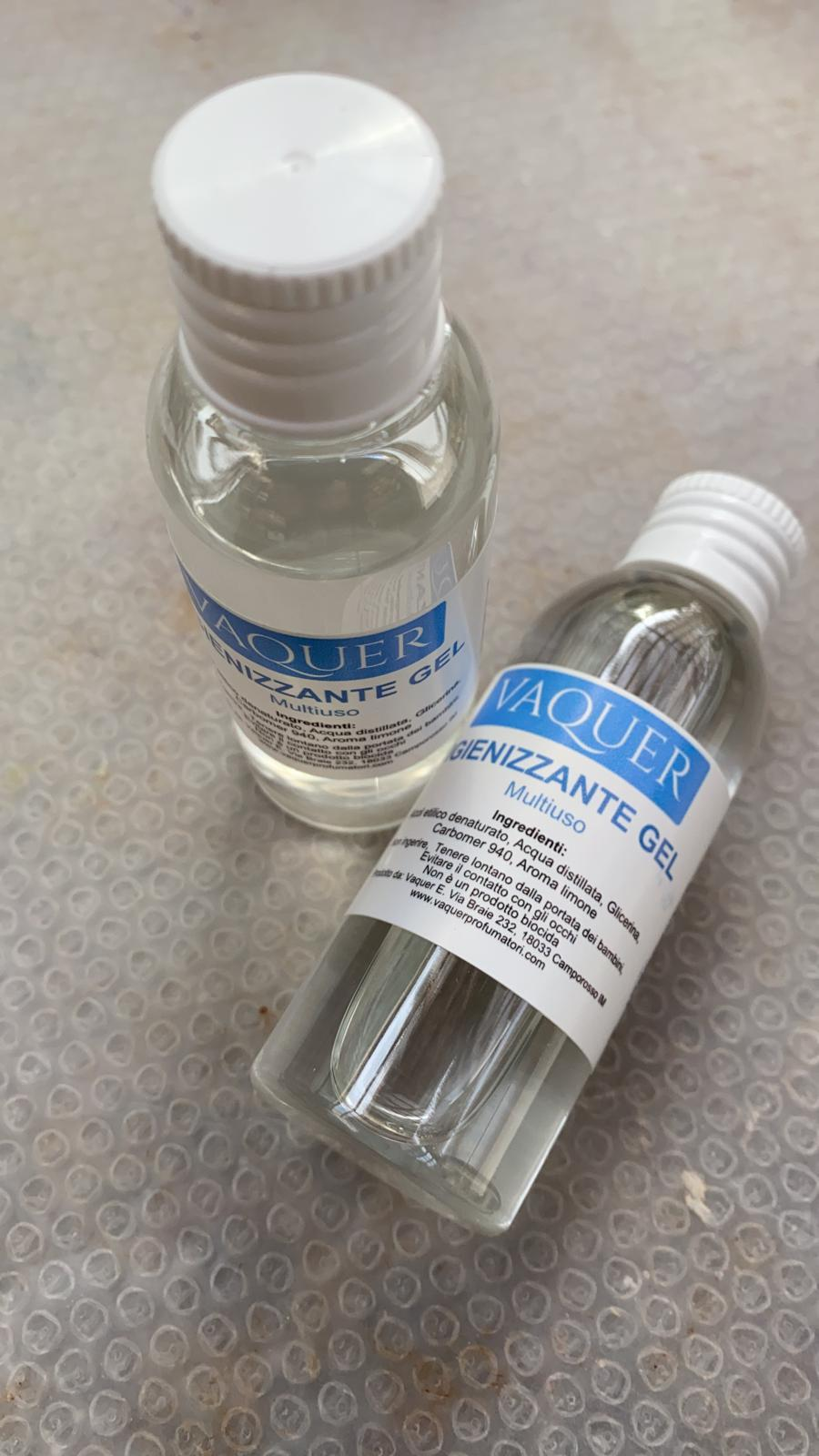 Gel Igienizzante Vaguer 50 ml